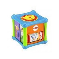 Cub de activitati cu animale Fisher-Price