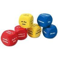 Learning Resources - Cuburi pentru construit povestiri