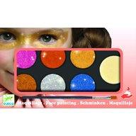 Djeco - Culori make-up non alergice, metalic