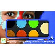 Djeco - Culori make-up non alergice, natur
