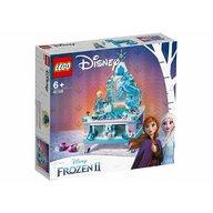 Set de constructie Cutia de bijuterii a Elsei LEGO® Disney Princess, pcs  300