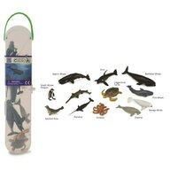 Collecta - Cutie cu 12 minifigurine Animale marine Set 2
