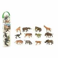Collecta - Cutie cu 12 minifigurine Animale preistorice