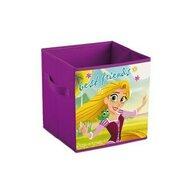 SunCity - Cutie depozitare jucarii 31x31x31, Rapunzel