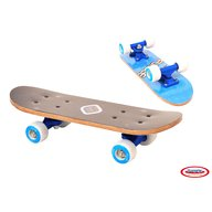 DArpeje - Mini skateboard Funbee 43 cm, Albastru