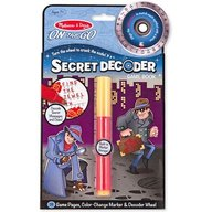 Melissa & Doug Decodorul De Secrete