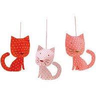 Djeco - Decoratie camera copil, Pisici