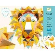 Djeco - Decoratiune Regele Leu