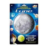Buki France - Decoratiuni de perete fosforescente, Luna