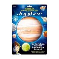 Buki France - Decoratiuni de perete fosforescente, Planeta Jupiter