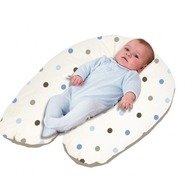 Delta Baby Comfy Big - Perna multifunctionala cu fata dubla