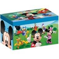 Delta Children Cutie pentru depozitare jucarii Disney Mickey Mouse