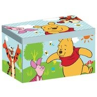 Delta Children Cutie pentru depozitare jucarii Disney Winnie The Pooh