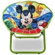 Delta Children Fotoliu pliabil pentru copii Mickey Mouse