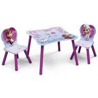 Delta Children Set masuta si 2 scaunele Disney Frozen