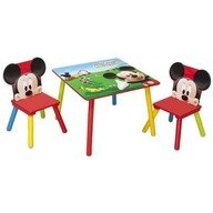 Delta Children - Set masuta si 2 scaunele Disney Mickey Mouse