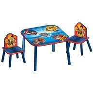 Delta Children - Set masuta si 2 scaunele Paw Patrol