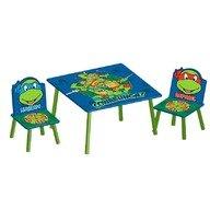 Delta Children Set masuta si 2 scaunele Testoasele Ninja