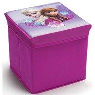 Delta Children Taburet si cutie depozitare jucarii Disney Frozen
