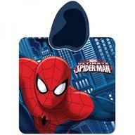 Detexpol Poncho Spider Man 60X120 SM02PT