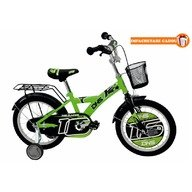 DHS Bicicleta Copii  1601 1V model 2012-Verde