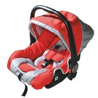 Cosulet auto DHS First Travel grupa 0-13 kg rosu