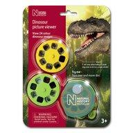 Natural History Museum - Diapozitive - Dinozauri
