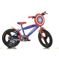 DINO BIKES Bicicleta Capitan America 416UL CA