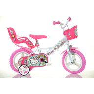 Dino Bikes - Bicicleta Hello Kitty 12