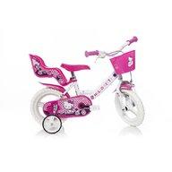 Dino Bikes - Bicicleta Hello Kitty 124RL HK