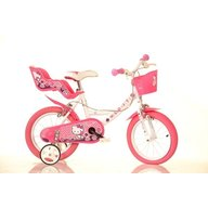 Dino Bikes - Bicicleta Hello Kitty 14