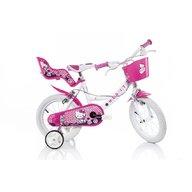 DINO BIKES Bicicleta Hello Kitty - 144R-HK
