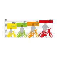 Dino Bikes - Bicicleta Princess 144R PSS