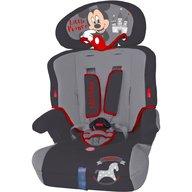 Disney Eurasia - Scaun auto Mickey, 9 - 36 kg, Gri