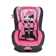 Disney Scaun auto Cosmo Luxe roz/negru