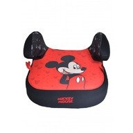 Disney Scaun auto Dream Luxe rosu/gri
