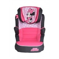 Disney Scaun auto R-Way Luxe roz/negru