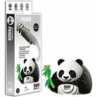 Brainstorm Toys - Puzzle DIY Animale 3D Eugy, Panda