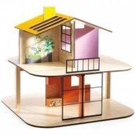 Djeco Casa din lemn
