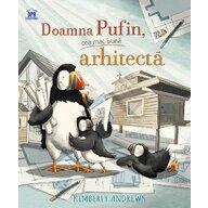 DPH - Carte cu povesti Doamna Pufin cea mai buna arhitecta