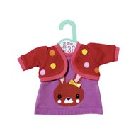 Zapf - Rochita si jacheta Dolly Moda 36 cm
