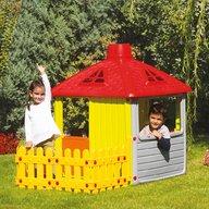 Dolu - Casuta cu gard pentru copii