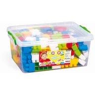 DOLU Cutie depozitare cu 130 cuburi