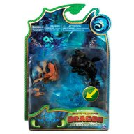 Spin Master - Set figurine Hookfang , Dragons , Mini, 2 piese