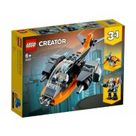 LEGO - Set de constructie Drona cibernetica ® Creator, pcs  113