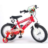 E & L Cycles - Bicicleta e&l Disney cars 14'