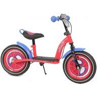 E & L Cycles - Bicicleta fara pedale Spiderman 12'