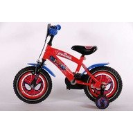 E & L Cycles - Bicicleta Spiderman 12''