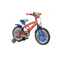 E & L Cycles Bicicleta Spiderman 16''