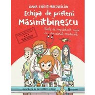 UNIVERS - Carte educativa Echipa de prieteni Masimtbinescu
